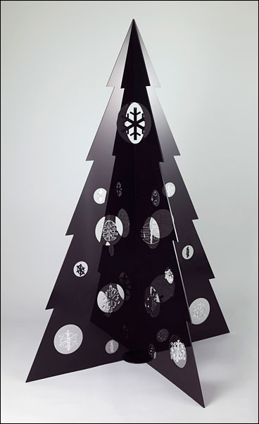 The modern christmas tree products